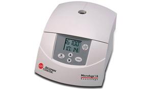 Beckman贝克曼 Microfuge® 16台式微量离心机
